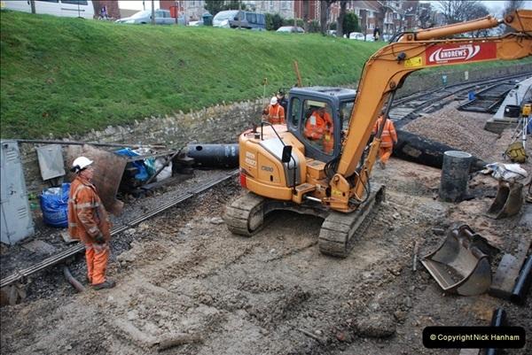 2012-01-31 SR Engineering Work on the 08.  (196)0485