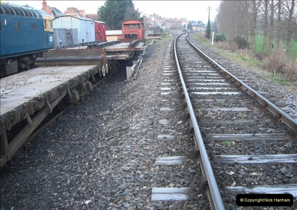 2012-01-31 SR Engineering Work on the 08.  (25)0314