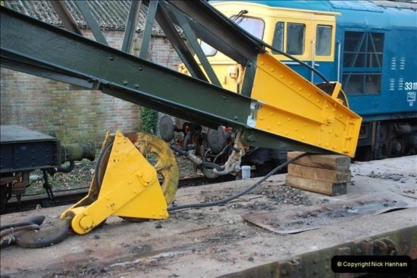 2012-01-31 SR Engineering Work on the 08.  (28)0317
