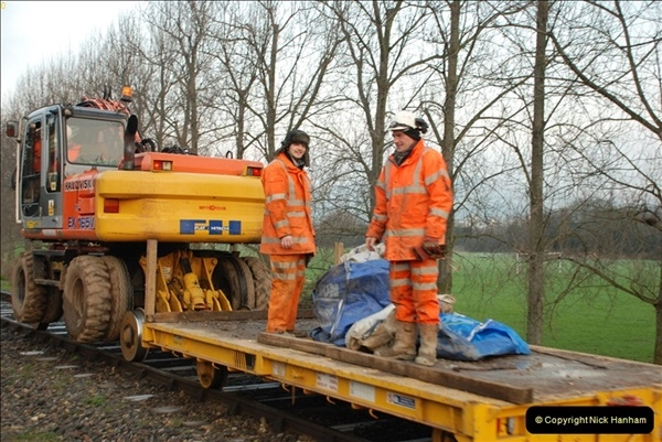 2012-01-31 SR Engineering Work on the 08.  (39)0328