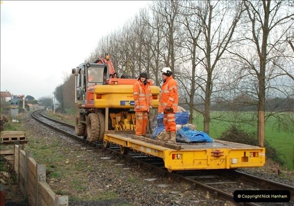 2012-01-31 SR Engineering Work on the 08.  (40)0329