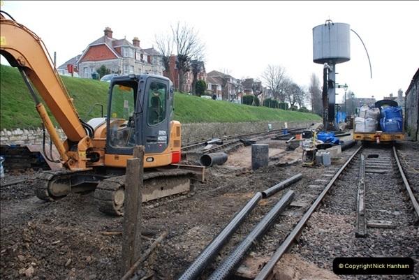2012-01-31 SR Engineering Work on the 08.  (75)0364