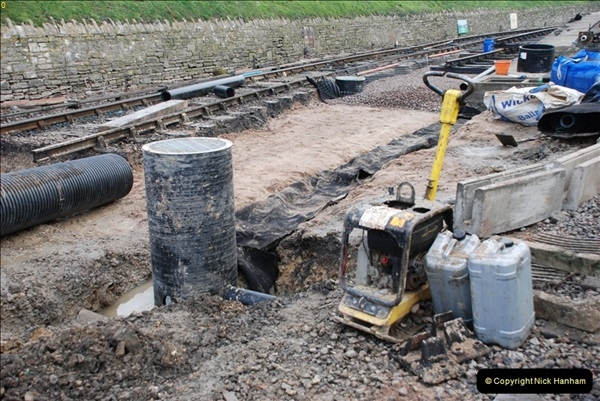 2012-01-31 SR Engineering Work on the 08.  (76)0365