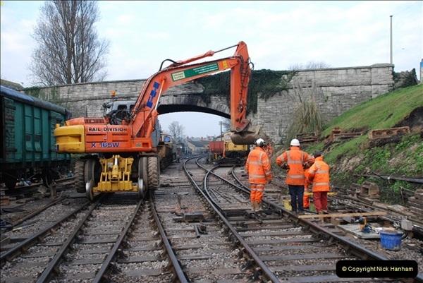 2012-01-31 SR Engineering Work on the 08.  (86)0375