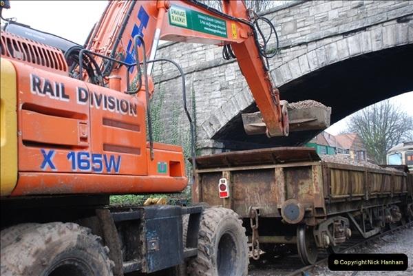 2012-01-31 SR Engineering Work on the 08.  (91)0380