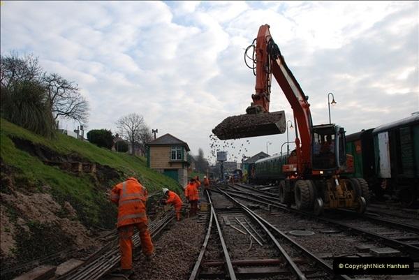 2012-01-31 SR Engineering Work on the 08.  (92)0381