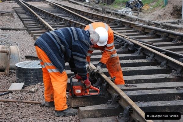 2012-02-07 SR Engineering Work on the 08 (104)0591