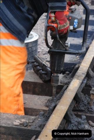 2012-02-07 SR Engineering Work on the 08 (105)0592