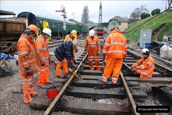 2012-02-07 SR Engineering Work on the 08 (112)0599