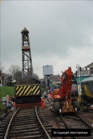 2012-02-07 SR Engineering Work on the 08 (12)0499