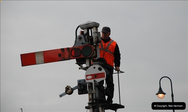 2012-02-07 SR Engineering Work on the 08 (125)0612