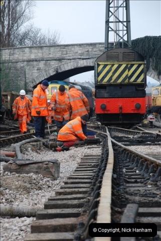 2012-02-07 SR Engineering Work on the 08 (134)0621
