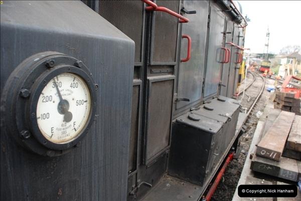 2012-02-07 SR Engineering Work on the 08 (135)0622