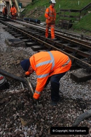 2012-02-07 SR Engineering Work on the 08 (136)0623