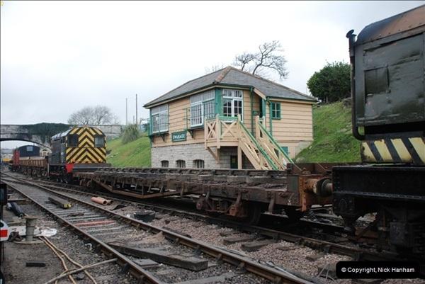 2012-02-07 SR Engineering Work on the 08 (14)0501