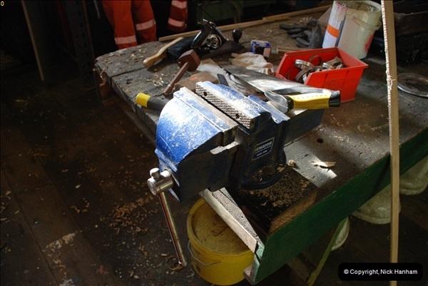 2012-02-07 SR Engineering Work on the 08 (143)0630