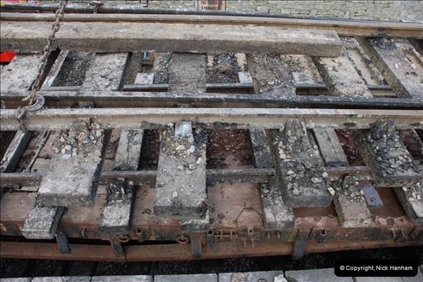 2012-02-07 SR Engineering Work on the 08 (163)0650