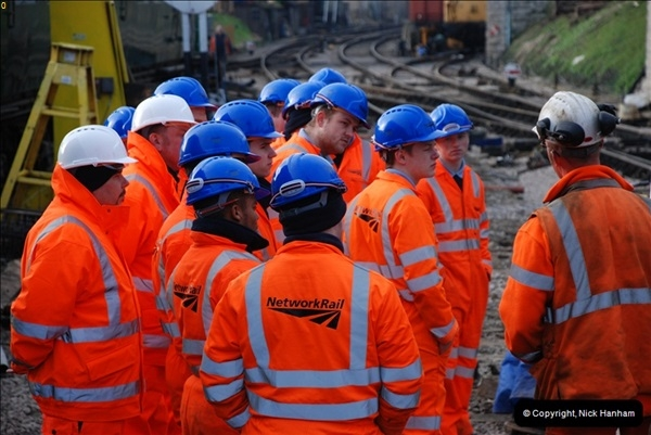 2012-02-07 SR Engineering Work on the 08 (167)0654