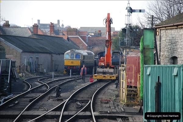 2012-02-07 SR Engineering Work on the 08 (175)0662