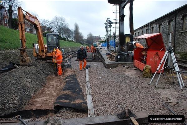 2012-02-07 SR Engineering Work on the 08 (20)0507
