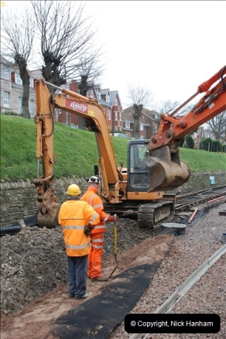 2012-02-07 SR Engineering Work on the 08 (25)0512