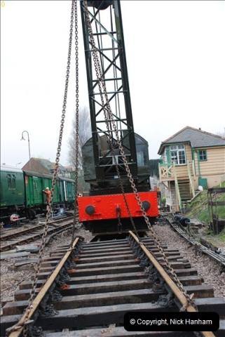 2012-02-07 SR Engineering Work on the 08 (26)0513