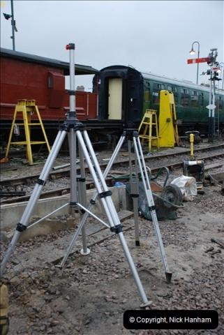 2012-02-07 SR Engineering Work on the 08 (35)0522