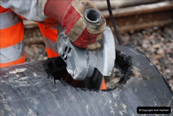 2012-02-07 SR Engineering Work on the 08 (40)0527