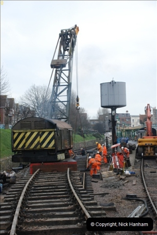 2012-02-07 SR Engineering Work on the 08 (57)0544