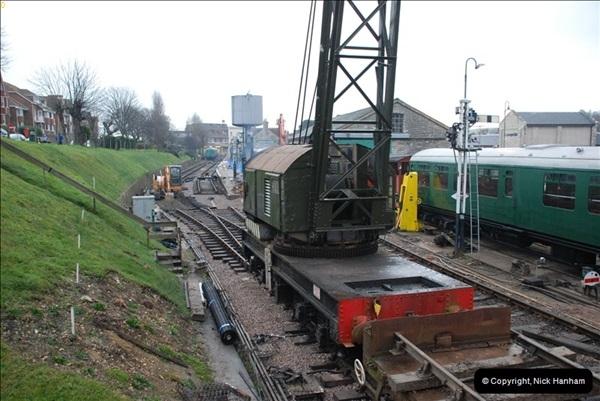 2012-02-07 SR Engineering Work on the 08 (6)0493