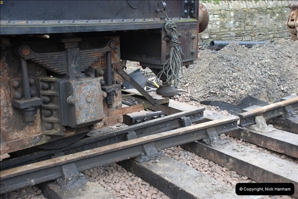 2012-02-07 SR Engineering Work on the 08 (63)0550