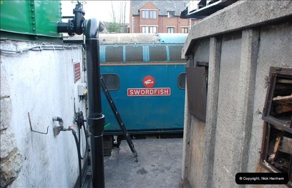 2012-02-08 SR Engineering Work on the 08 (4)0707