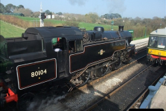 2012-03-24 SR Railway At Work Weekend. Your Host on the DMU.  (37)037