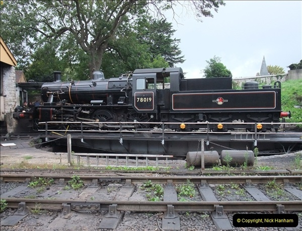 2012-09-10 Early Steam on 6695.  (6)006