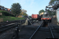 2012-09-17 Early Steam on 30053.  (37)194