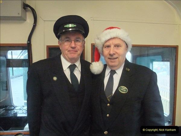 2012-12-24 Santa Specials & DMU.  (77)449