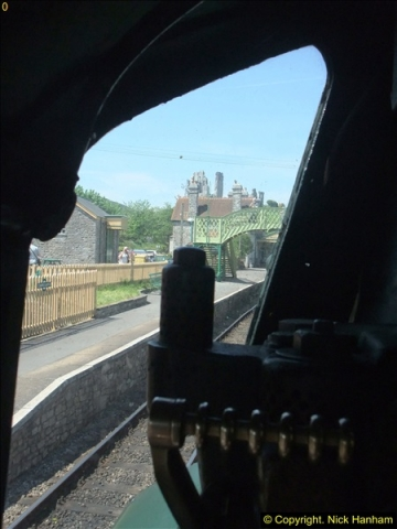 2014-05-19 Driving West Country Class 34028.  (59)442