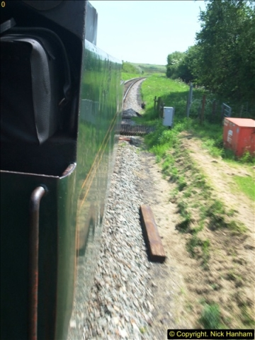 2014-05-19 Driving West Country Class 34028.  (63)446
