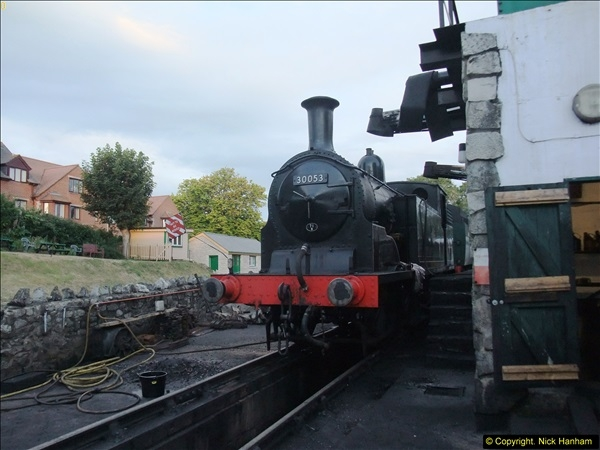 2014-07-28 Early Steam Turn No.1.  (1)001