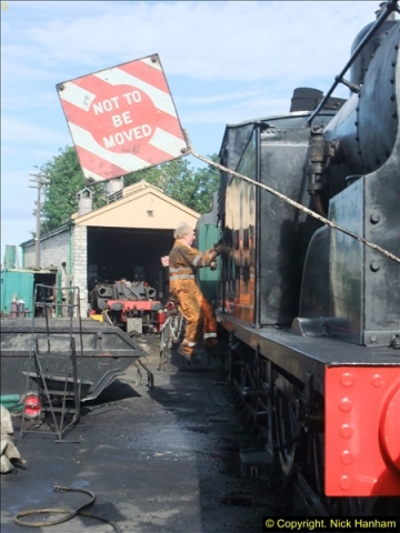 2014-07-28 Early Steam Turn No.1.  (11)011