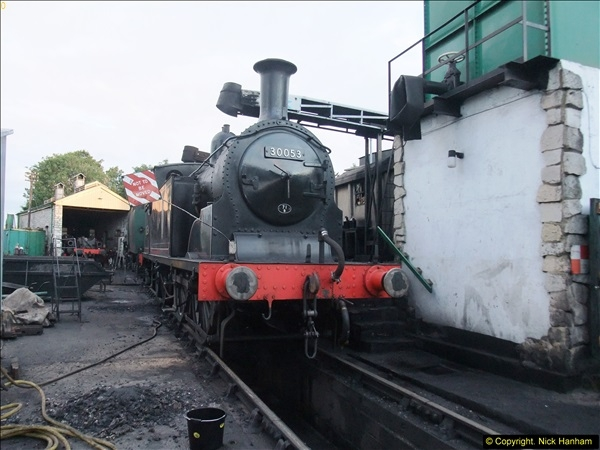 2014-07-28 Early Steam Turn No.1.  (2)002