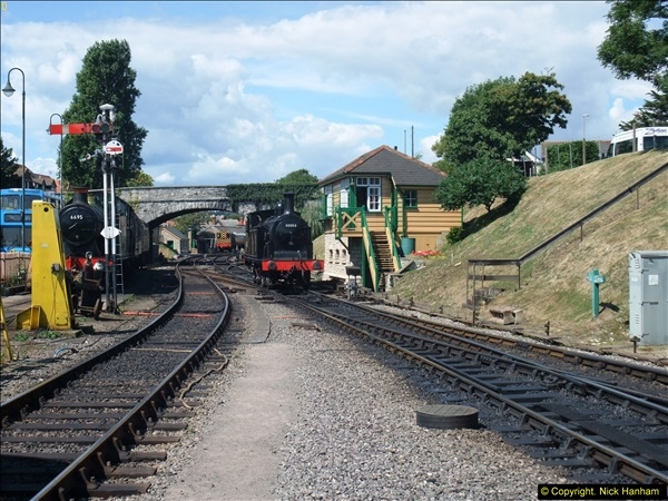 2014-07-28 Early Steam Turn No.1.  (34)034