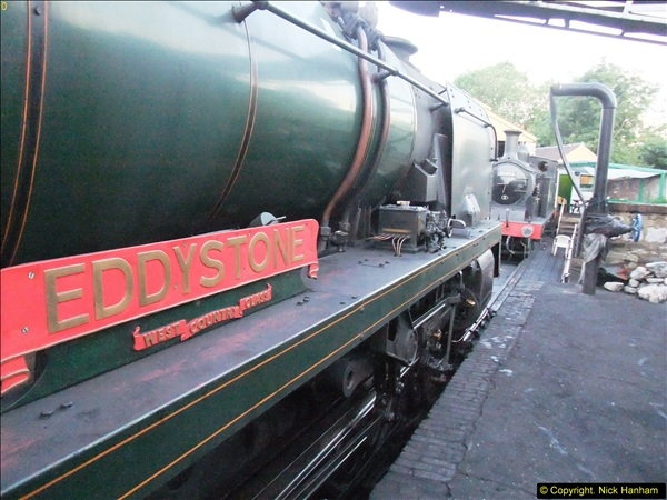 2014-07-29 Early Steam Turn No.2.  (3)049
