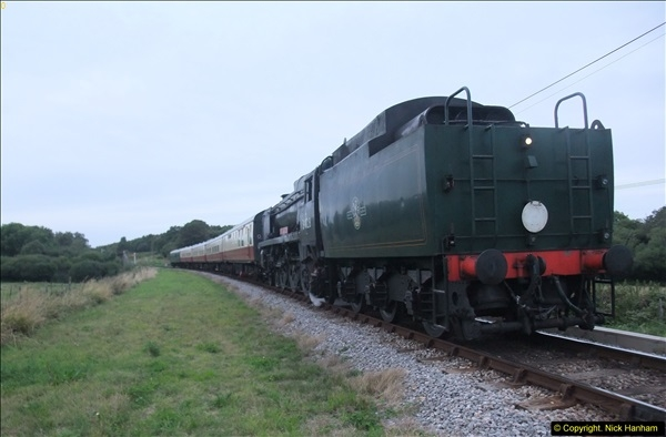 2014-08-09 Driving the Wessex Belle No.1 (22)309