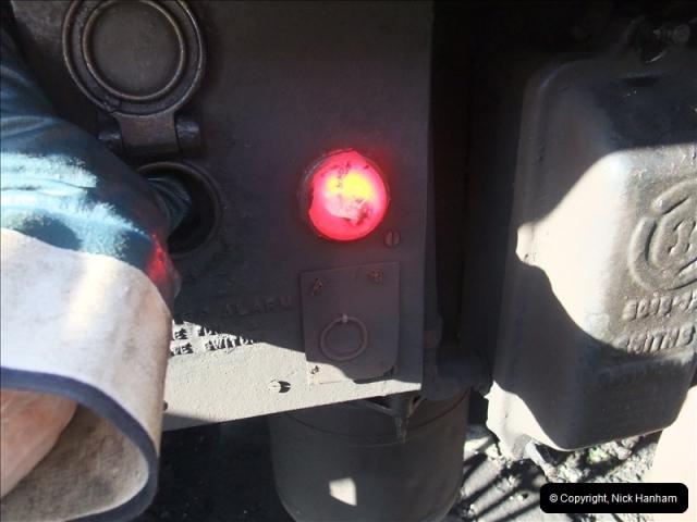 2010-08-23 Driving Late Turn DMU-Bubble Car & Preparation.  (19)077
