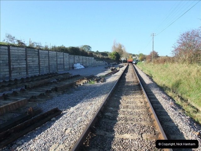 2010-11-10 Herston New Carriage Sidings on 08 (51)707