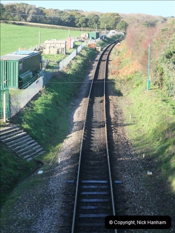2010-11-10 Herston New Carriage Sidings on 08 (57)713