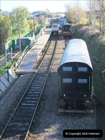 2010-11-10 Herston New Carriage Sidings on 08 (58)714