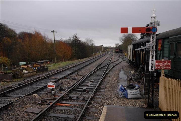 2011-02-15 Corfe Castle & Norden Signaling + May (1)001
