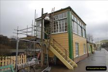 2011-02-15 Corfe Castle & Norden Signaling + May (11)011